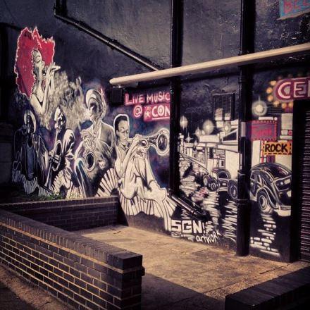 gagan - graffiti